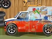 لعبة تزيين ديكور السيارة Decorate A Car