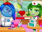 لعبة دكتور الانفلونزا الحزين Sadness Flu Doctor