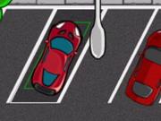 Parkolj le! autós játék