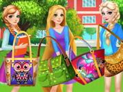 Sulis táska divat játék