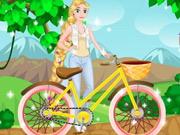 Aranyhaj bicikli boltban